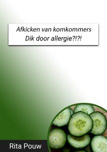 Dik van komkommers